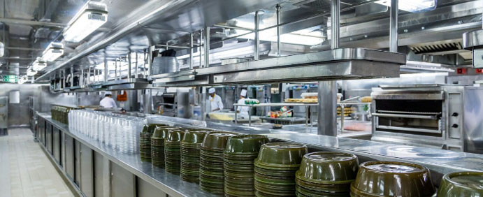 Commercial Kitchen Efficiency