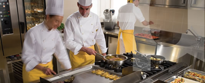 main image - Apply the '6P Rule' to Maximise Your Commercial Kitchen Space