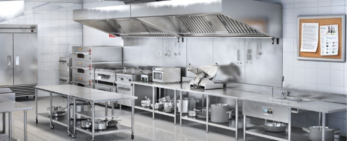 Ace Catering Equipment Restaurant Kitchen Layout - Top Tips For Planning The Layout Of Your Restaurant Kitchen