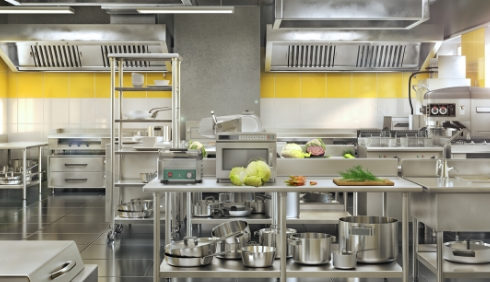 Ace Catering Equipment Commercial Kitchen Equipment Brisbane 490x282 - 5 Ways To Boost Energy Efficiency In Your Commercial Kitchen