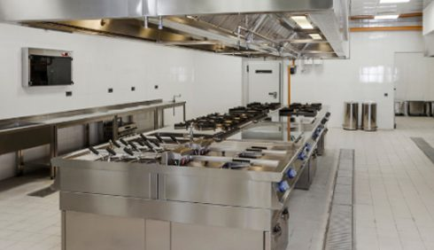 Commercial Kitchen Workflow 490x282 - Improving your Commercial Kitchen Workflow And Productivity